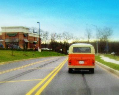 Old orange