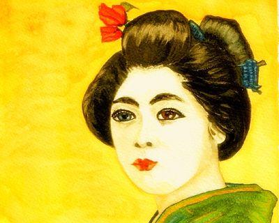 Yellow china girl