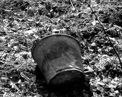 B&w bucket